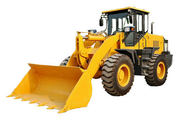 China 933H Heavy Equipment Front End Loader For Shovel Loading Loose Materials supplier