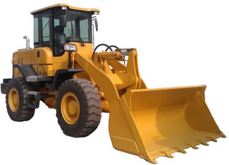 China Narrow Venues Front Bucket Loader 936GT Heavy Duty Frame 80Kw Rated Power supplier