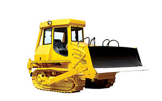 China Low Noise Mini Crawler Dozer Mini Bull Dozer T80 , Earth Moving Equipment supplier