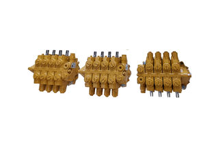 China Heavy Equipment Spare Parts Grader Control Valve Changlin Motor Graders supplier