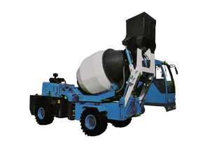 China Low Consumption Self Propelled Feed Mixer Self Mixing Concrete Truck CMT3500RT supplier