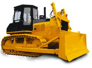 China High Torque Heavy Equipment Dozer Miniature Bulldozer Dry Type PD410Y-1 supplier