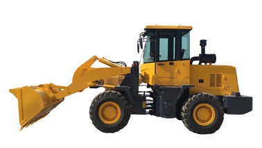 China High Performance Small Front End Wheel Loader Machine Energy Saving 918H factory