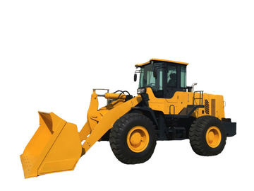 China Energy Saving Front End Wheel Loader Strong Stability With Low Gravity Design factory
