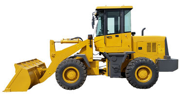 YN926G Articulating Front End Loaders For Farm Tractors Easily Maintenance