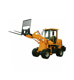 China Safe Strong Power Small Wheel Loader ZL920 Compact Transmission Structure factory