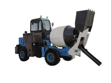 High Efficiency Self Propelled Feed Mixer Self Loading Mixer Machine CMT1800R