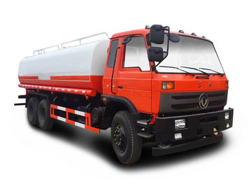 High Pressure Water Sprinkler Truck Water Tanker Vehicle 1 Year Warranty